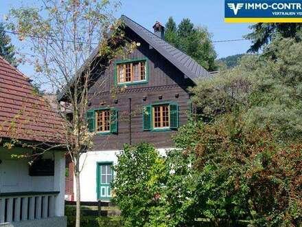 Knusperhaus am Attersee - nur ca. 200m zum See!