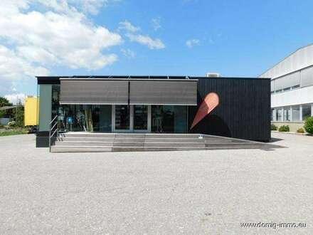BÜRO/VERKAUFSFLÄCHE, 52m² mobiles Mini-Loft für viele Verwendungszwecke und für viele Standorte geeignet