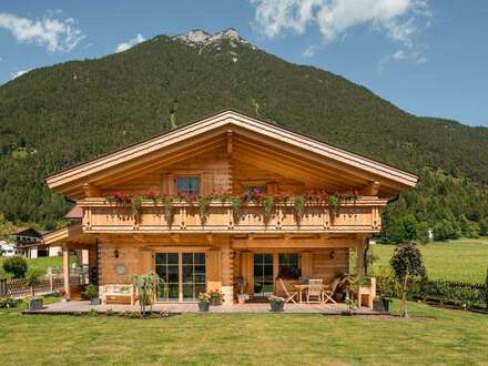 LEISURE residence - wooden block house - dream location