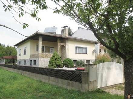 Traumhaft gelegenes Einfamilienhaus in sonniger, ruhiger Lage!