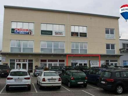Großzügige, barrierefreie Geschäfts-/Verkaufsfläche mit € 8 / m² Miete - geeignet als Büro / Praxisraum / Studio / Ausstellungsfläche