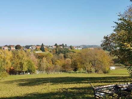 Knusperhäuschen ? Weststeiermark mit ca. 1377 m² Grundstück ? Tolle Aussicht!