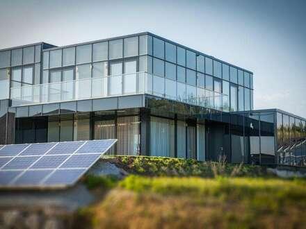 Neues Wohnprojekt - Energiesparende Doppelhaushälften