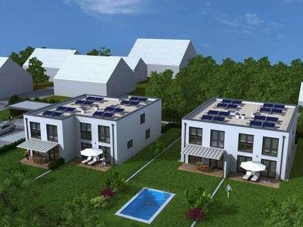 Doppelhäuser St. Georgen/St. Pölten 3 von 4 verkauft