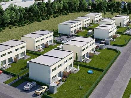 Neue Doppelhaushälfte in Passivbauweise mit Klima:Aktiv Gold-Zertifizierung Top B2 in wunderschöner Ruhelage in Wr. Neustadt/…