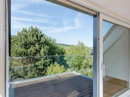 Hochwertiger Erstbezug mit Grünblick! 3-Zimmer-Neubau mit Terrasse in Neustift am Walde