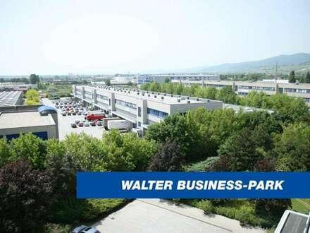 Hochmodernes Büro im Süden von Wien, direkter Autobahnschluss an die A2, provisionsfrei - WALTER BUSINESS-PARK