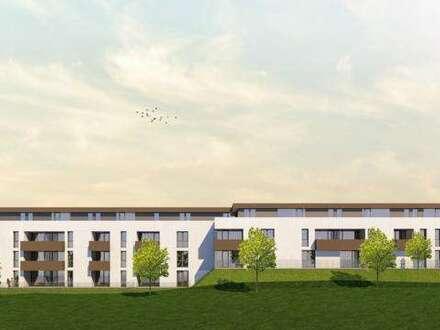 Helle südwestseitige 3-Zimmer-Wohnung mit großen Balkon - Top A6