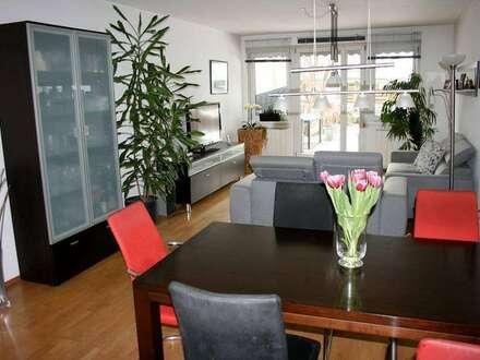 3-Zimmer-Erdgeschosswohnung mit großzügiger Terrasse und Gartenfläche zu vermieten