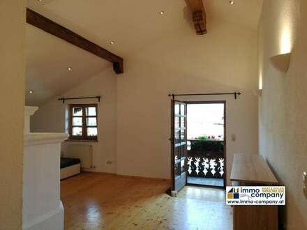 Stilvolle Dachgeschosswohnung, 112m²