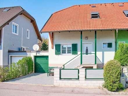 Wunderschöne Doppelhaushälfte!