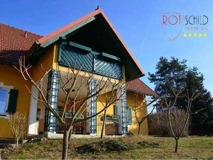 Viel Platz, beste Lage ! Ehemalige Bauernhaus, komplettes Wohnhaus mit Garagen, Nebengebäude, 5130m2