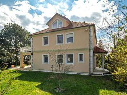 ++RARITÄT** Herrschaftliche Villa in absoluter BESTLAGE mit uneinsehbarer Gartenanlage! Beratung gerne auch in Russisch!