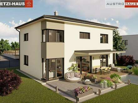 Ziegelhaus + 548 m² Grund in Pucking ab € 377.560,-