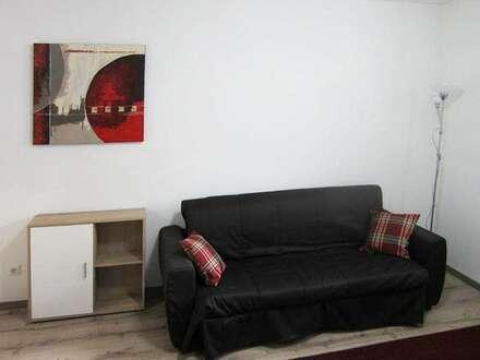 Komplett möbliertes Appartement