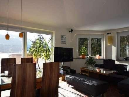 Traumhafte, sonnige Penthouse-Wohnung in Toplage mit wunderschönem Panoramablick
