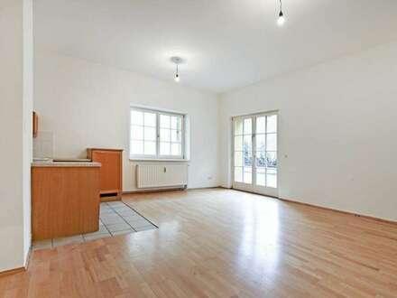 Vermietete Altbau-Wohnung - PROVISIONSFREI