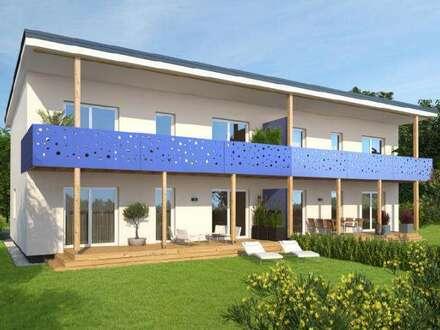 Neubau: Wunderschöne Eigentumswohnung (70m²) mit Terrasse und Garten in Ilz!