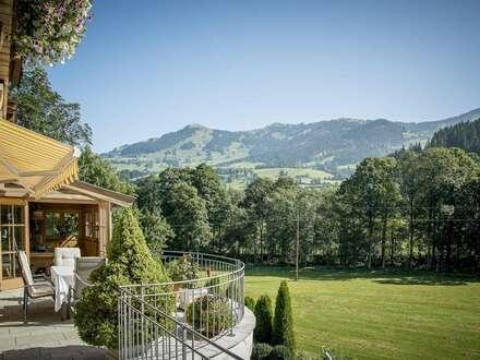 Exklusiver Landhausanteil mit spektakulärem Panoramablick