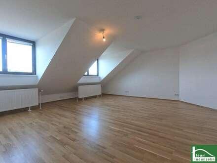 Neu sanierte 109m² Dachgeschosswohnung beim Kongresspark - Zentrale Raumaufteilung - Hochwertige Küche - Top Lage!