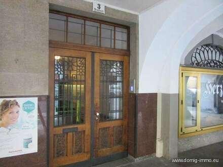 Verkaufen 52 m² Lager/Keller/Abstellraumin in der neuen Fussgängerzone in Feldkirch!