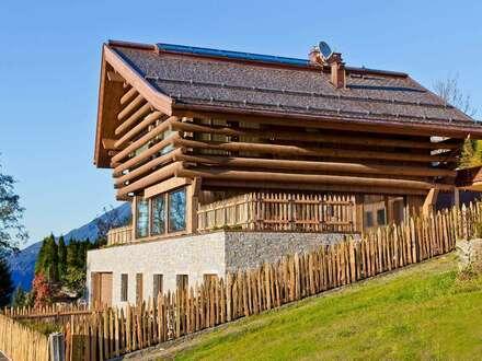 Top exklusives Chalet an der Skipiste im Zillertal