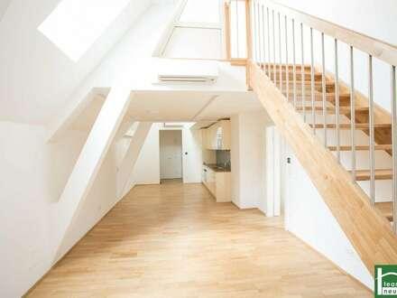 2 Ebenen - PAUSCHALMIETE inkl. Heizung/Warmwasser - Altbau-Dachgeschoss mit TERRASSE