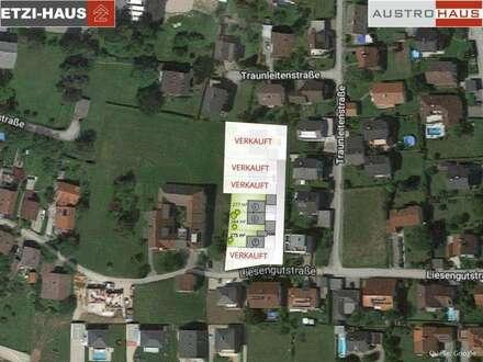 Traumhafter Grund inkl. Doppelhaus ab € 336.211,- in Gmunden