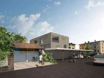 NEUBAU: Adrette Architektenwohnung mit exklusiver Ausstattung