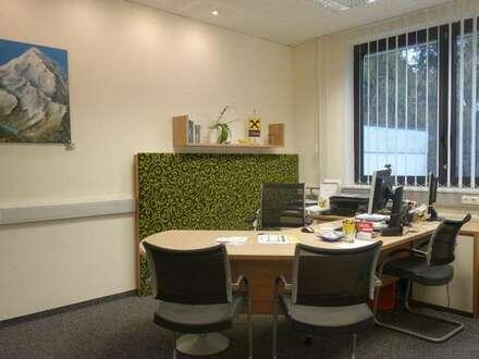 Möbliertes Büro mit viel Potenzial als neuer Firmenstandort