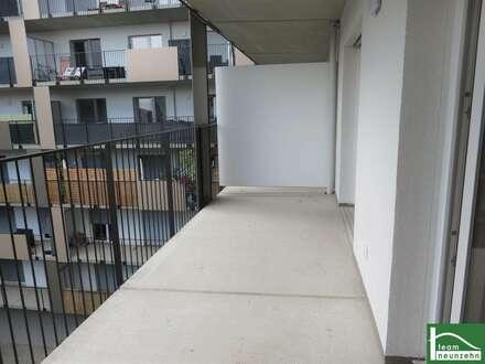 2-Zimmer mit Balkon ~ Neubau! ~ proviosionsfrei! ~ top moderne Ausstattung ~ Brauquartier Puntigam