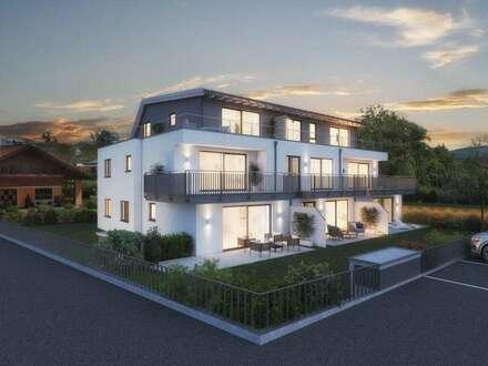 HALLEIN | Leben im Buchhammerwerrk I Trendige 4-Zimmer-Luxus-Penthouse mit Bergblick