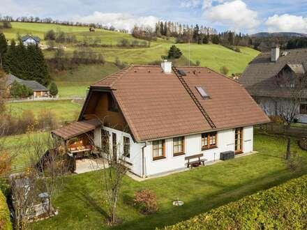 Bezauberndes Einfamilienhaus  im Herzen von Tamsweg