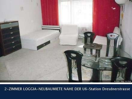 20. Leithastrasse MÖBLIERTE NEUBAUGARCONNIERE NAHE DER U6-Station Dresdnerstrasse