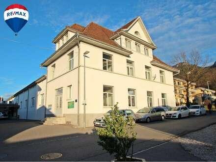 Fabriks-Wohnhaus mit enormem Potenzial in Hohenems zu verkaufen!