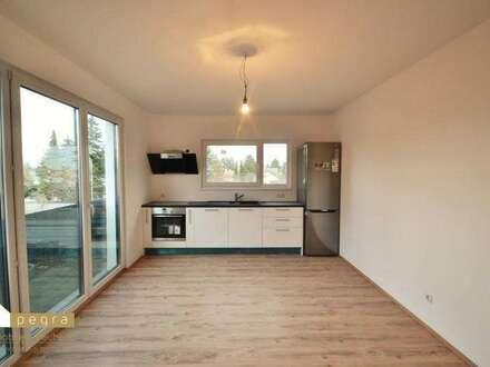 Top moderne Mietwohnung, inkl Küche und PKW-Stellplatz in der Garage