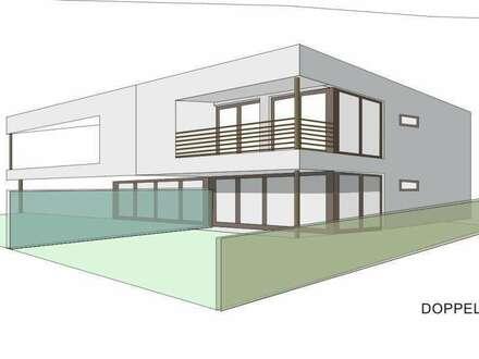 Neubau + belagsfertige + familienfreundliche Doppelhaushälfte + Eigengarten