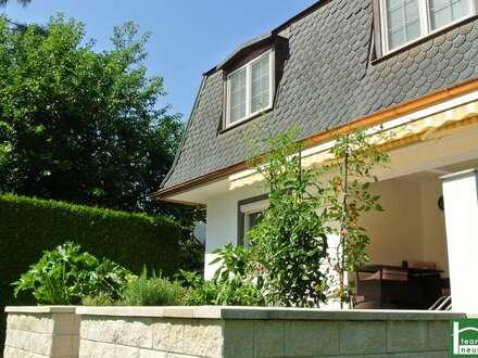 Tolles Einfamilienhaus! Pool, Garage, Keller, Garten, Alarmanlage! U2 Aspernstraße