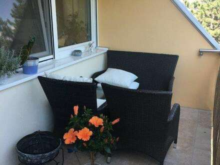 TOP ausgestattete, sehr helle und freundliche Wohnung in Biedermannsdorf zu vermieten!
