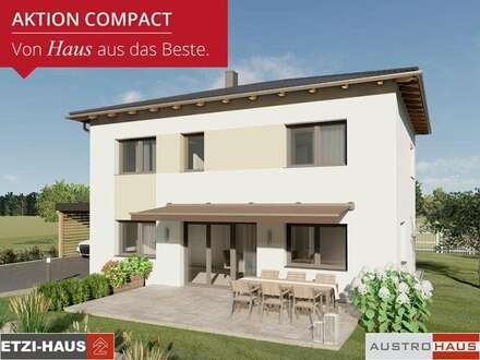 Jetzt Ziegelhaus + Grund in Wels ab € 324.159,- sichern!
