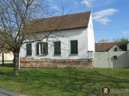Ehemaliges Bauernhaus in der Weinregion