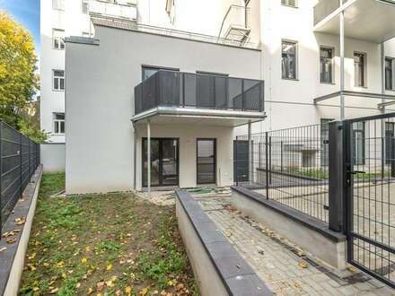 ++NEU++ 3-Zimmer Neubau-Maisonette mit Garten u. Balkon, Apartmentwidmung! sehr guter Schnitt!