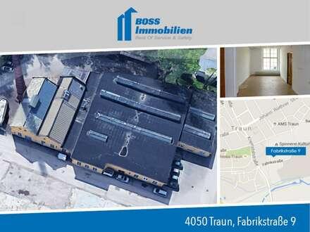 101 m² Lagerfläche im Trauner Zentrum