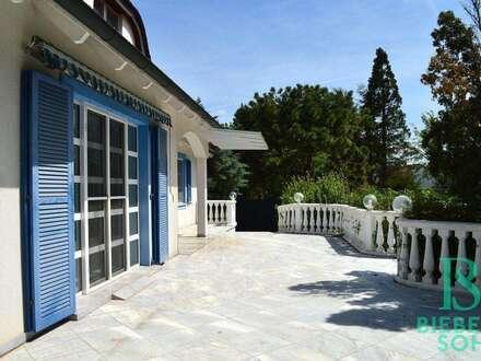 Exklusives, großzügiges Einfamilienhaus in idyllischer Ruhelage in JOIS/Neusiedl am See