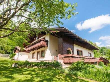 Bungalow mit schönem Obstgarten in Bad Eisenkappel