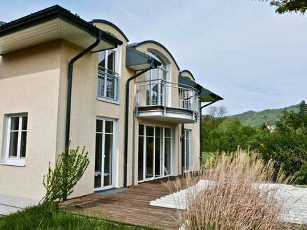 Außergewöhnliches Einfamilienhaus in TRAUMHAFTER LAGE - 5081 Anif