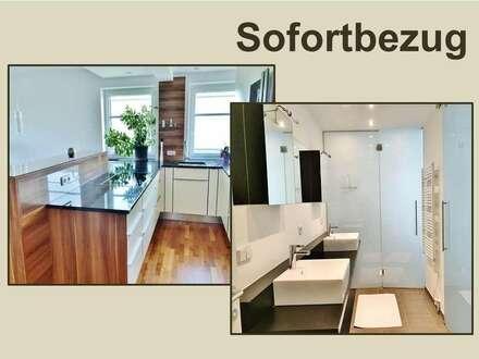 Sofortbezug: Neuwertige Penthousewohnung