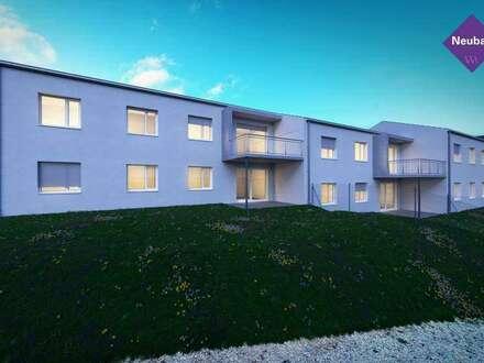 Neubau! Provisionsfreie Eigentumswohnung mit Balkon in Grafendorf bei Hartberg!
