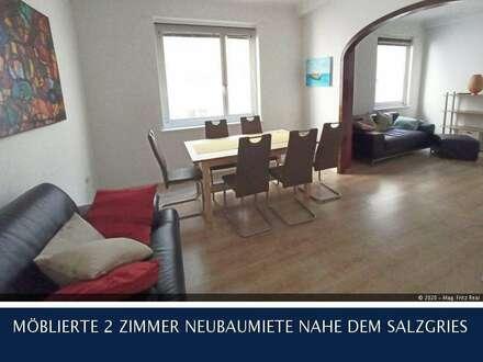 1.Passauerplatz MÖBLIERTE 2 ZIMMER NEUBAUMIETE NAHE DEM SALZGRIES
