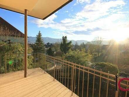Reizende Villa mit Doppelgarage in wunderschöner ruhiger und sonniger Lage